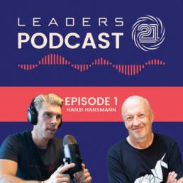 Hansi Hansmann Leaders21 Podcast Cover S1E1