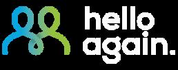 Helloagain Logo en